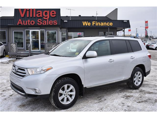 2013 Toyota Highlander V6 (Stk: P37257) in Saskatoon - Image 1 of 29