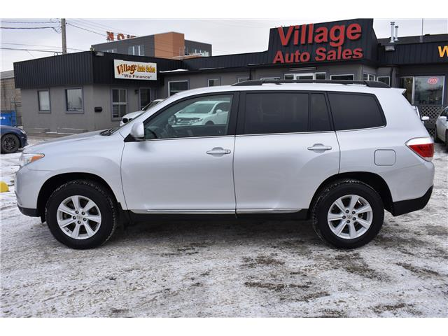 2013 Toyota Highlander V6 (Stk: P37257) in Saskatoon - Image 2 of 29