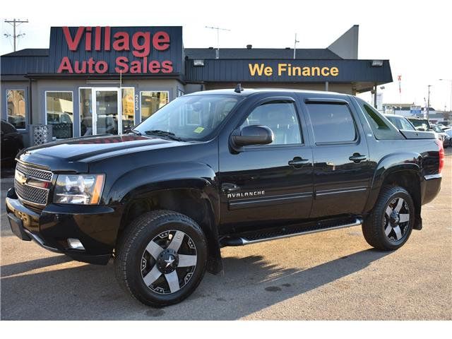 2011 Chevrolet Avalanche 1500 LT (Stk: P37273C) in Saskatoon - Image 1 of 27