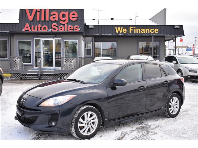 2013 Mazda Mazda3 Sport GS-SKY (Stk: P37446) in Saskatoon - Image 1 of 29