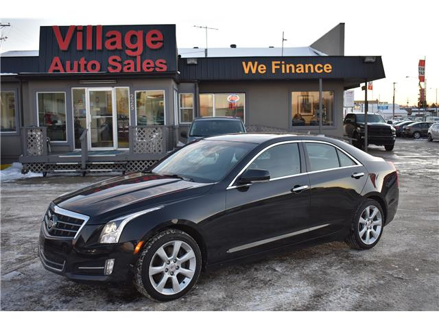 2013 Cadillac ATS 2.0L Turbo Performance (Stk: P37063) in Saskatoon - Image 1 of 28