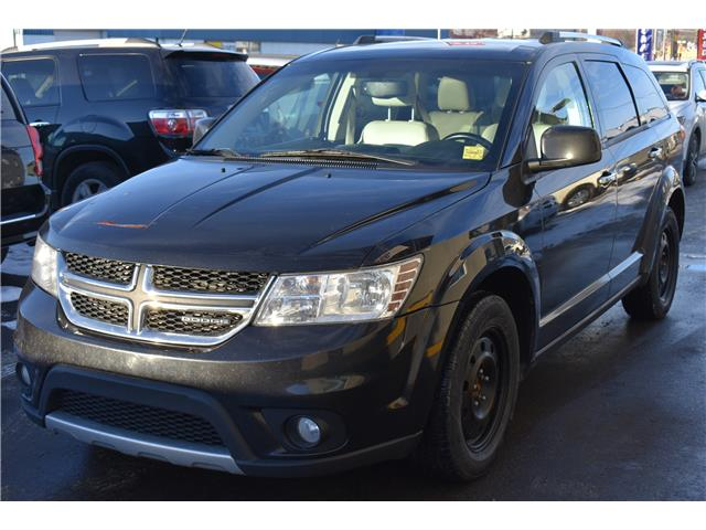 2011 Dodge Journey R/T (Stk: P37410) in Saskatoon - Image 1 of 30
