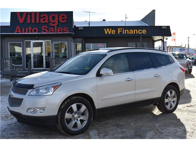 2011 Chevrolet Traverse LTZ (Stk: T37334) in Saskatoon - Image 1 of 30