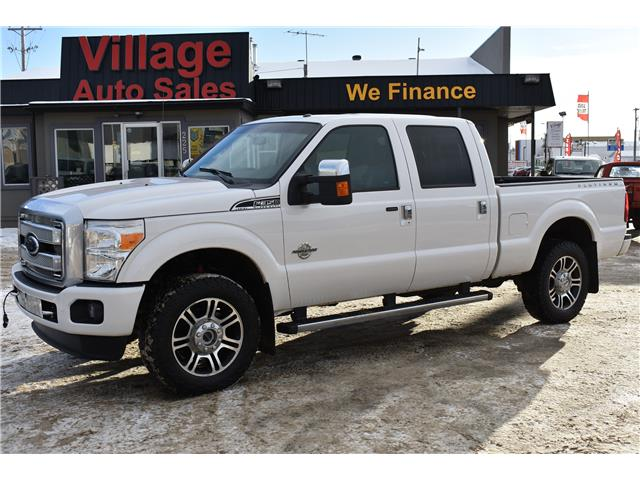 2016 Ford F-350 Lariat (Stk: P37481) in Saskatoon - Image 1 of 28
