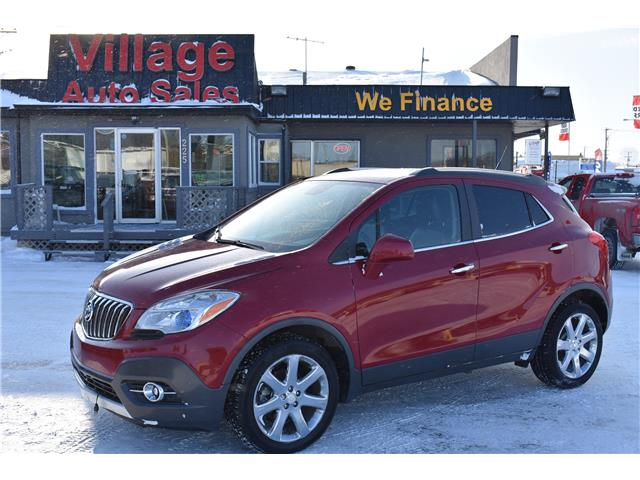 2013 Buick Encore Leather (Stk: PA1110) in Saskatoon - Image 1 of 28