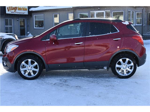 2013 Buick Encore Leather (Stk: PA1110) in Saskatoon - Image 2 of 28