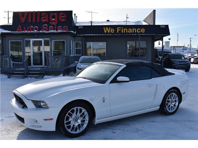 2013 Ford Mustang V6 Premium (Stk: P37512) in Saskatoon - Image 1 of 23