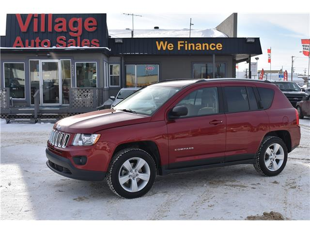 2012 Jeep Compass Sport/North 1C4NJDAB2CD667367 PA1098 in Saskatoon