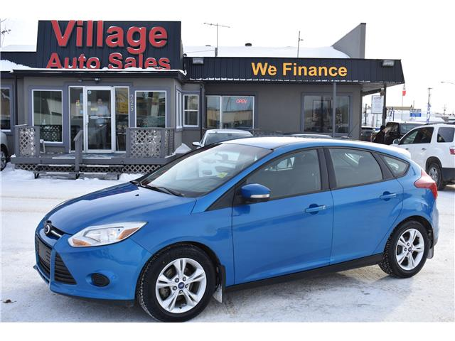 2013 Ford Focus SE 1FADP3K21DL248894 P37508 in Saskatoon