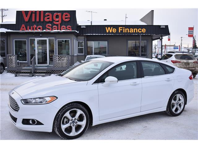 2016 Ford Fusion SE (Stk: PA1107) in Saskatoon - Image 1 of 26