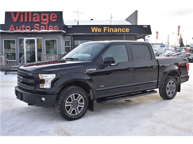 2017 Ford F-150 Lariat (Stk: PA1116) in Saskatoon - Image 1 of 28