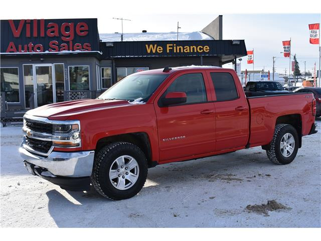 2018 Chevrolet Silverado 1500 1LT (Stk: P37510) in Saskatoon - Image 1 of 22