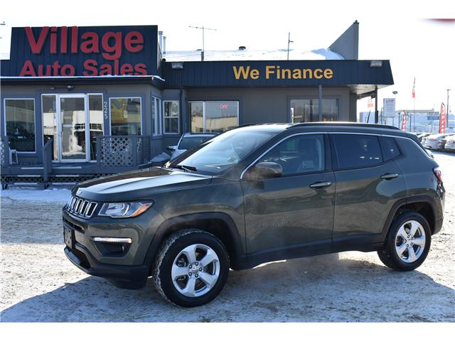 2018 Jeep Compass North (Stk: P37519) in Saskatoon - Image 1 of 25