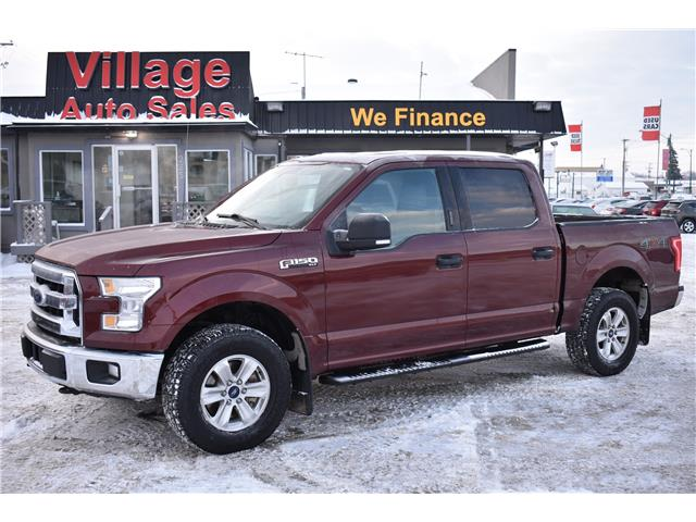 2016 Ford F-150 XLT (Stk: PA1091) in Saskatoon - Image 1 of 25