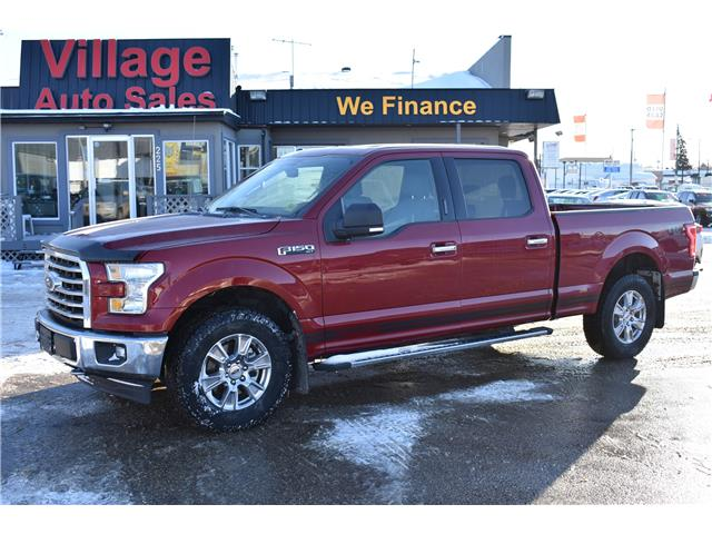 2017 Ford F-150 XLT (Stk: PA1093) in Saskatoon - Image 1 of 25