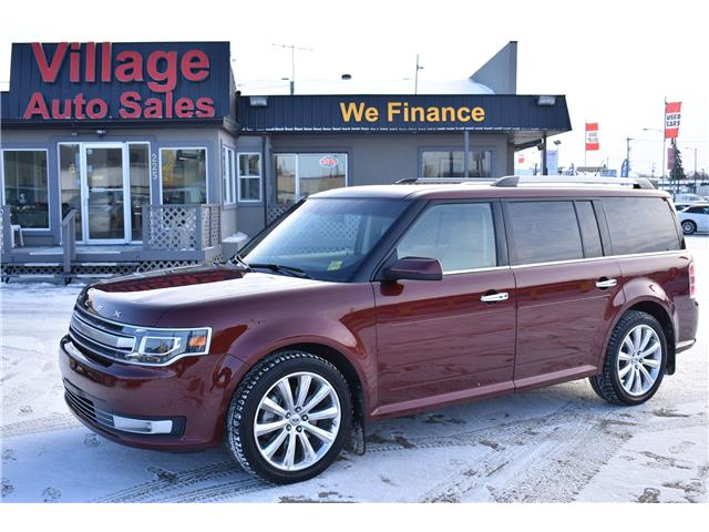 2016 Ford Flex Limited (Stk: P37559) in Saskatoon - Image 1 of 30