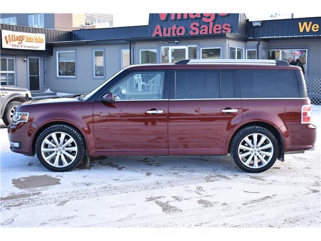 2016 Ford Flex Limited (Stk: P37559) in Saskatoon - Image 2 of 30