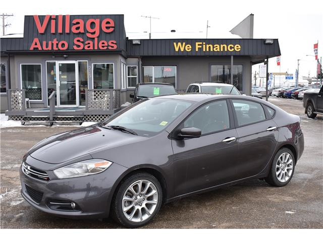2015 Dodge Dart Limited (Stk: PA1133) in Saskatoon - Image 1 of 27