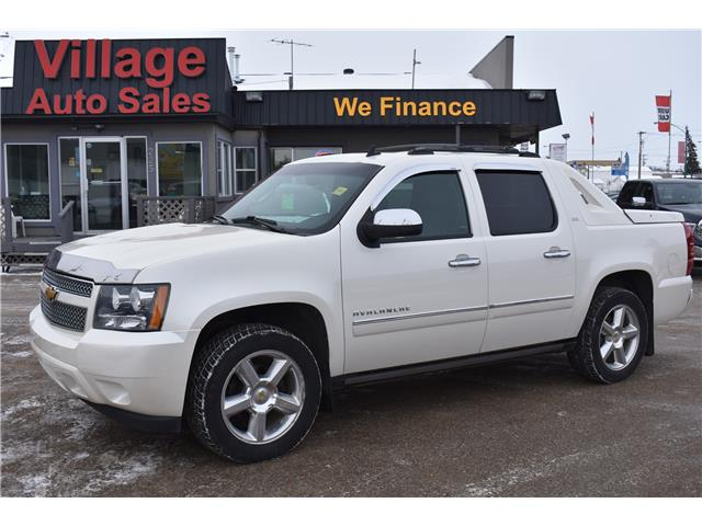 2012 Chevrolet Avalanche 1500 LTZ (Stk: P37566) in Saskatoon - Image 1 of 27