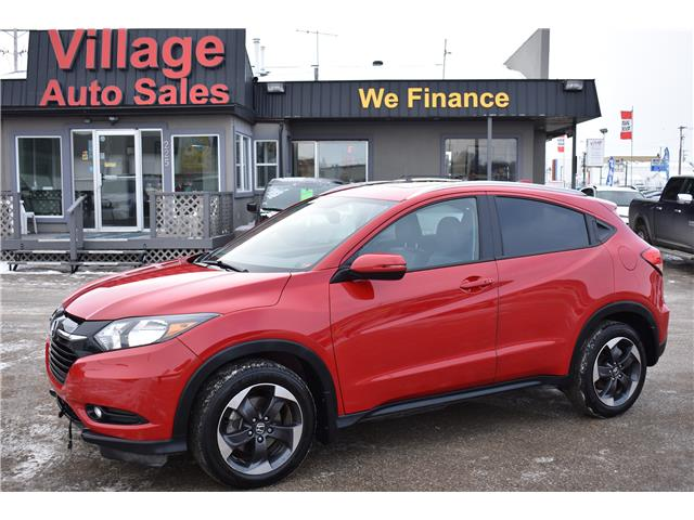 2018 Honda HR-V EX-L (Stk: P37573) in Saskatoon - Image 1 of 29
