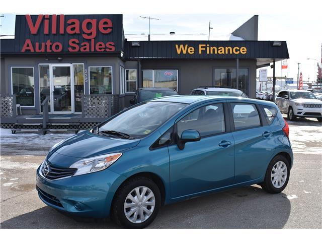 2014 Nissan Versa Note 1.6 SV (Stk: PA1048) in Saskatoon - Image 1 of 26