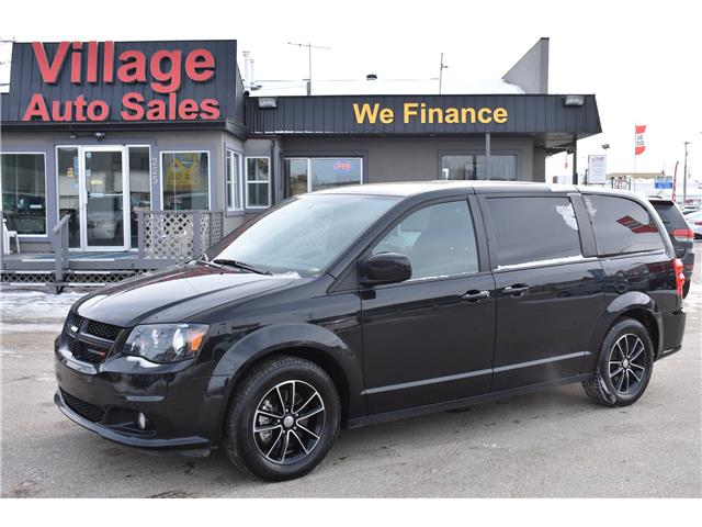 2018 Dodge Grand Caravan GT (Stk: P37557) in Saskatoon - Image 1 of 28
