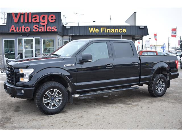 2016 Ford F-150 XLT (Stk: PA1100) in Saskatoon - Image 1 of 28