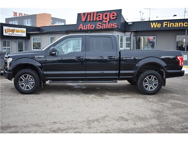 2016 Ford F-150 XLT (Stk: PA1100) in Saskatoon - Image 2 of 28