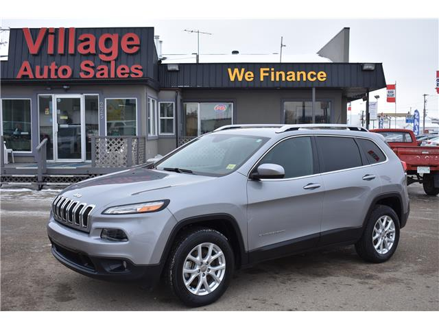 2015 Jeep Cherokee North 1C4PJMCS6FW601130 P37575 in Saskatoon