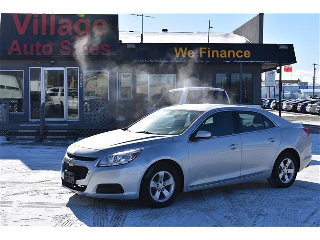2016 Chevrolet Malibu Limited LT (Stk: P37563) in Saskatoon - Image 1 of 26