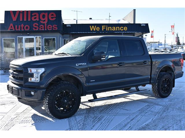 2016 Ford F-150 Lariat (Stk: PA1090) in Saskatoon - Image 1 of 29