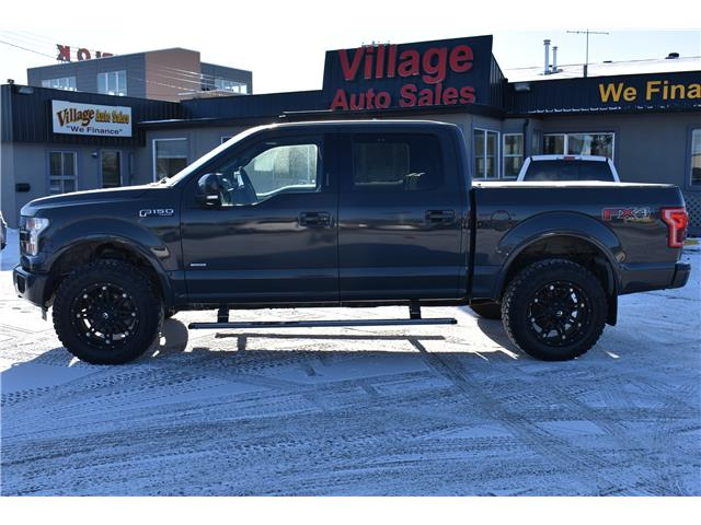2016 Ford F-150 Lariat (Stk: PA1090) in Saskatoon - Image 2 of 29