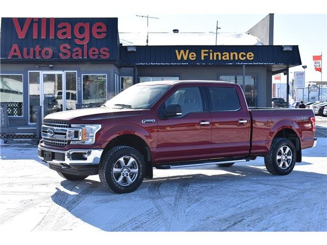 2018 Ford F-150 XLT (Stk: PA1004) in Saskatoon - Image 1 of 25