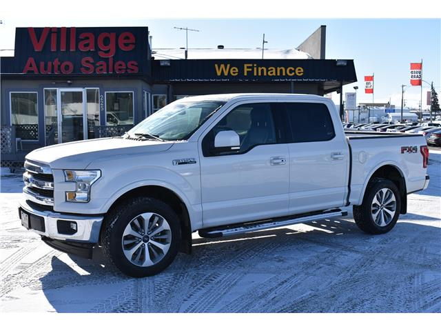 2017 Ford F-150 Lariat (Stk: PA1007) in Saskatoon - Image 1 of 29