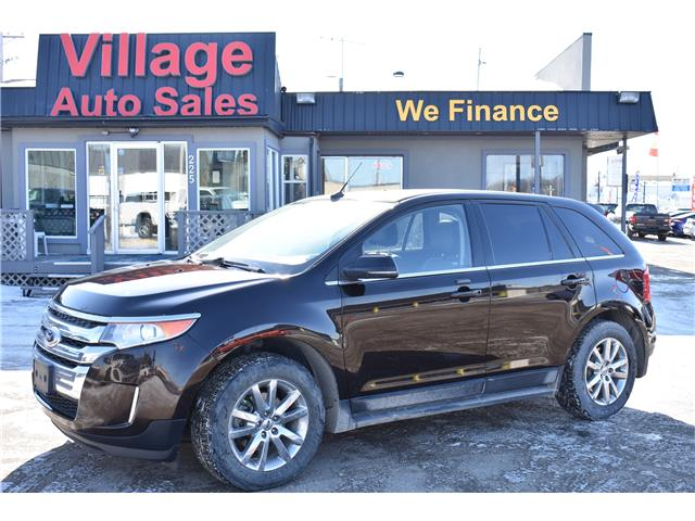 2013 Ford Edge Limited (Stk: PA1033) in Saskatoon - Image 1 of 28