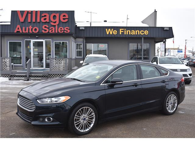 2014 Ford Fusion SE (Stk: P37548) in Saskatoon - Image 1 of 28
