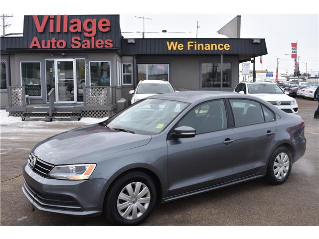 2016 Volkswagen Jetta 1.4 TSI Trendline (Stk: PVW37529) in Saskatoon - Image 1 of 27