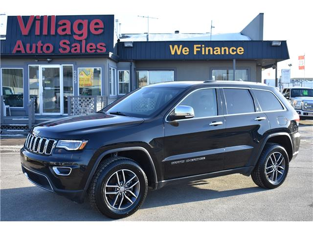 2017 Jeep Grand Cherokee Limited 1C4RJFBG7HC666378 p37592 in Saskatoon