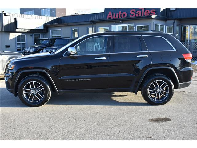 2017 Jeep Grand Cherokee Limited (Stk: ) in Saskatoon - Image 2 of 30