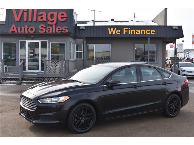 2015 Ford Fusion SE (Stk: PDNA37540) in Saskatoon - Image 1 of 26