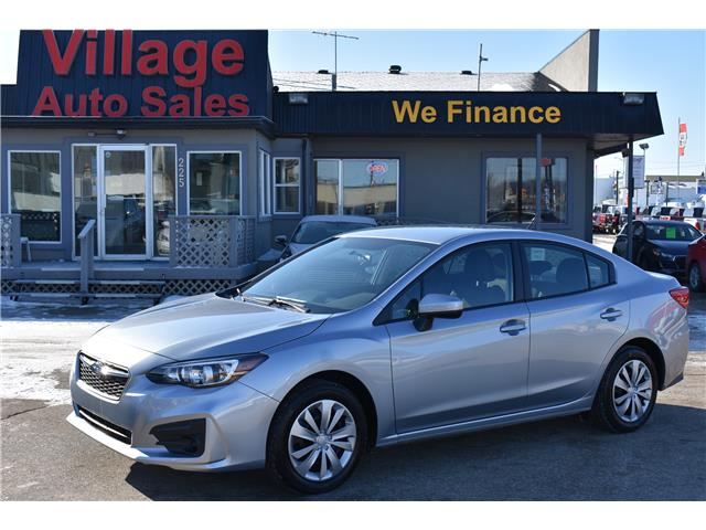 2019 Subaru Impreza Convenience (Stk: T37694C) in Saskatoon - Image 1 of 24