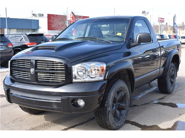 2008 Dodge Ram 1500 ST/SXT 1D7HU16218J204520 BP834 in Saskatoon