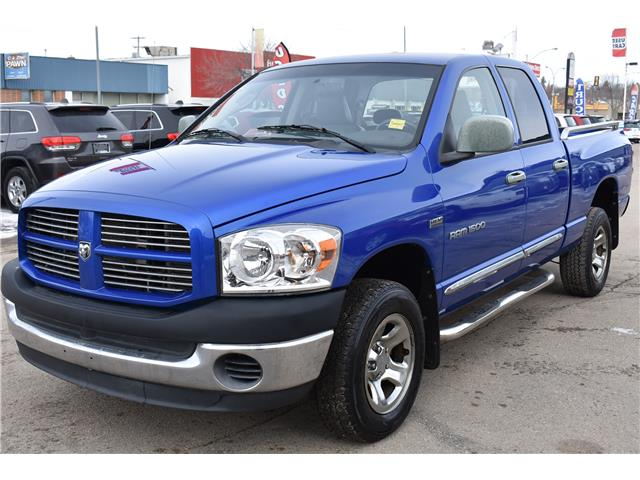 2007 Dodge Ram 1500 ST 1D7HU18227J616604 BP811 in Saskatoon