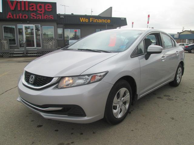 2015 Honda Civic LX (Stk: pvwv37524) in Saskatoon - Image 1 of 20