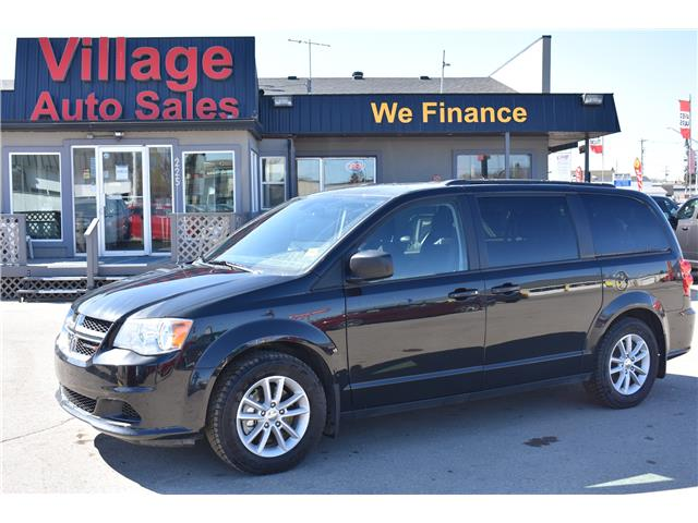 2018 Dodge Grand Caravan CVP/SXT (Stk: P37612) in Saskatoon - Image 1 of 21