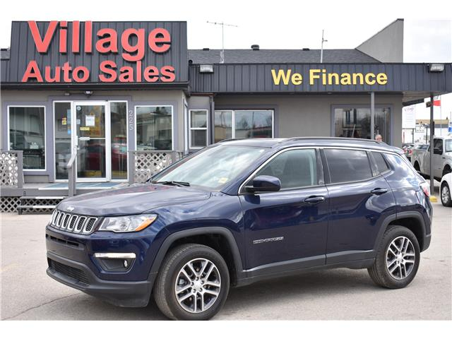 2018 Jeep Compass North 3C4NJDBB7JT111528 T37725 in Saskatoon
