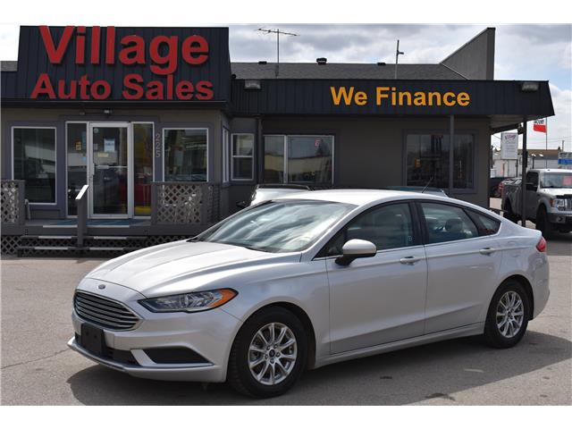 2017 Ford Fusion S (Stk: PCF37702) in Saskatoon - Image 1 of 23