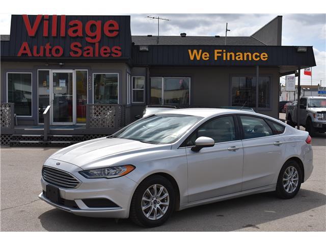 2017 Ford Fusion S 3FA6P0G7XHR172482 PCF37702 in Saskatoon