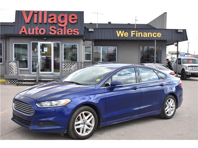 2013 Ford Fusion SE (Stk: P37504) in Saskatoon - Image 1 of 24
