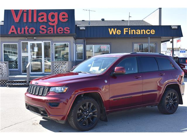 2018 Jeep Grand Cherokee Laredo 1C4RJFAG2JC123236 P37685 in Saskatoon